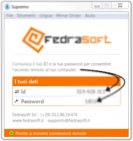 Fedrasoft Assistenza Remota